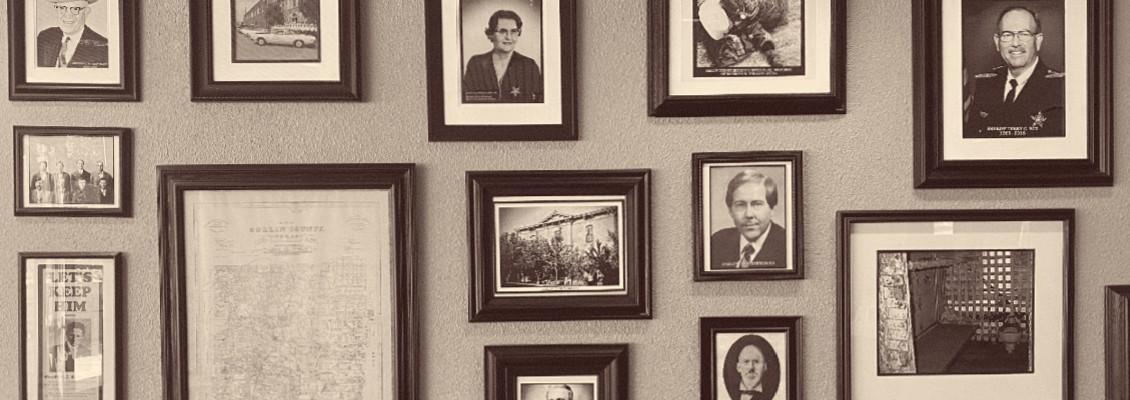 Past Collin County TX Sheriffs